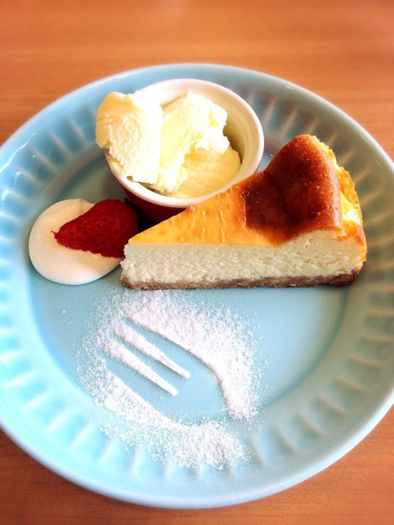 kekkoi(ケッコイ)のチーズケーキ