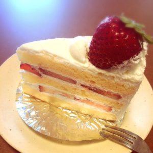 アンティのショートケーキ