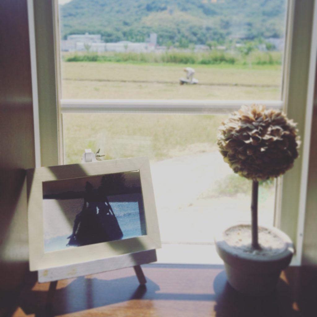 平野パンからの景観