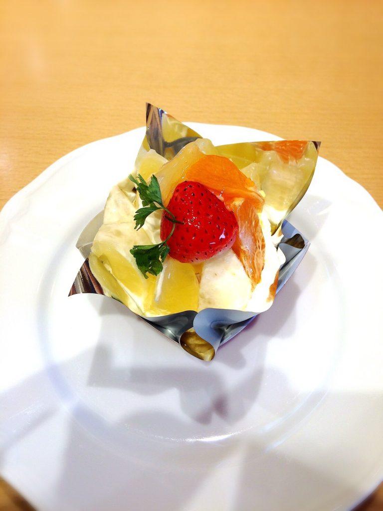 末廣(すえひろ)のフルーツケーキ「日向と紀州」