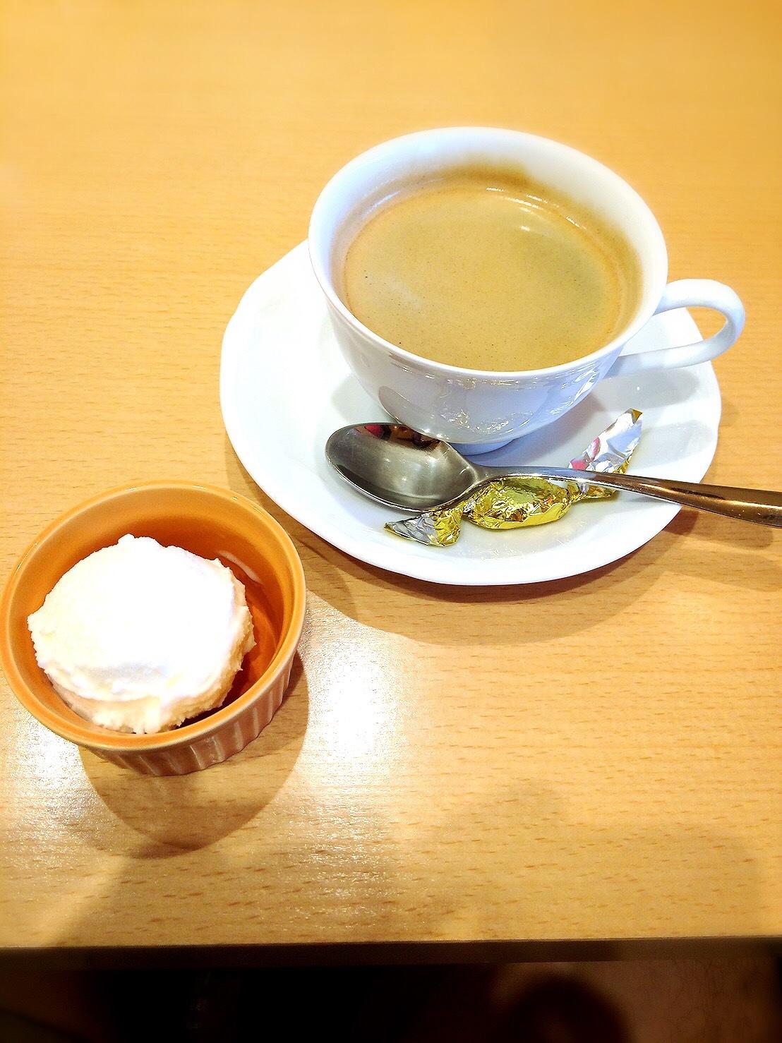 末廣(すえひろ)のコーヒー