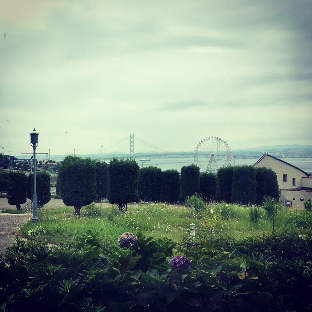 ポンテメールからの景色