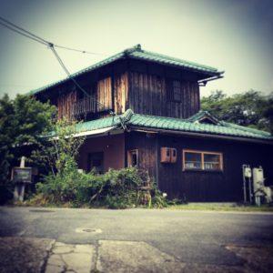 三宅商店(岡山)の外観