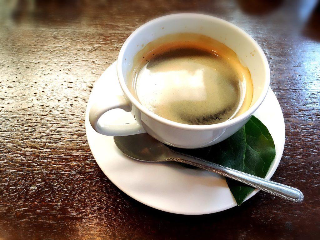 ラウーベのコーヒー