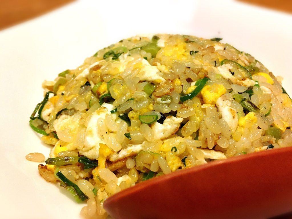 六三六の大根焼き飯(ハーフサイズ)