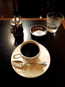 コーヒーショップY.C.のコーヒー