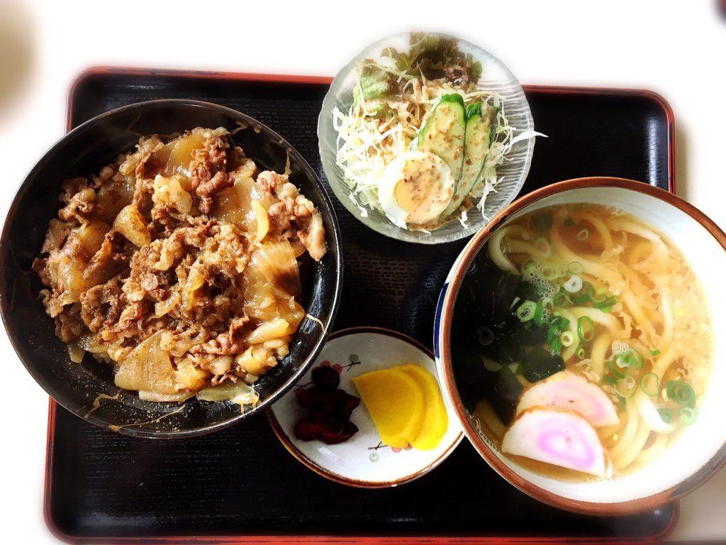 喜多野の淡路島牛丼セット