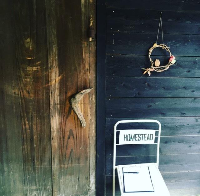 ふくカフェの入り口