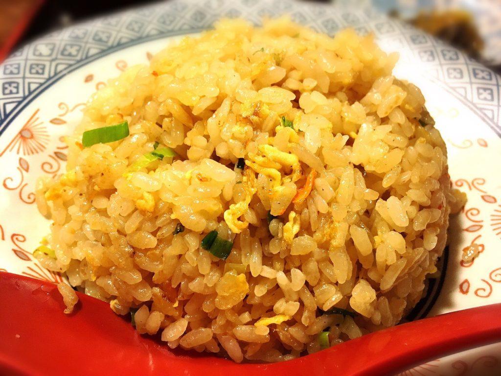 れんげ家の焼飯(チャーハン)