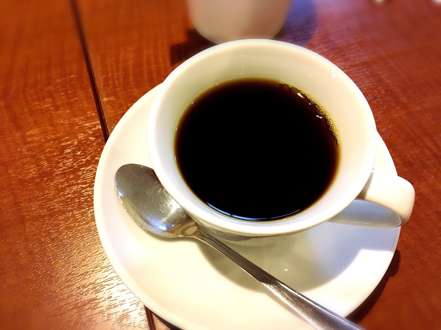 平野パンのコーヒー