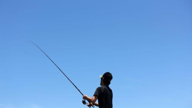 釣り人アングラー