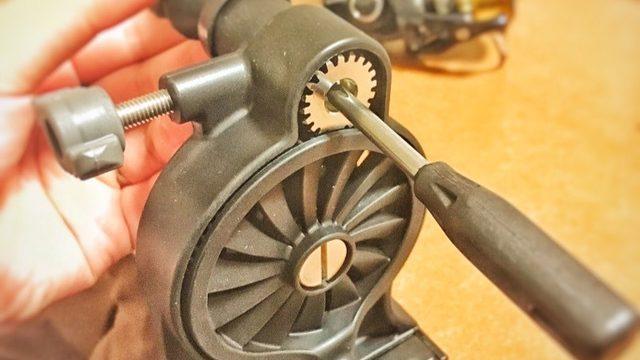 高速リサイクラー2.0(第一精工)の組み立て