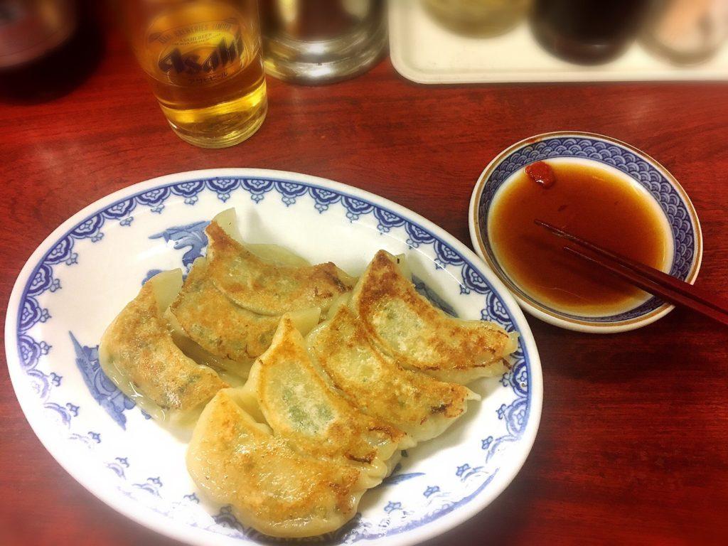 三宮唐子の焼き餃子