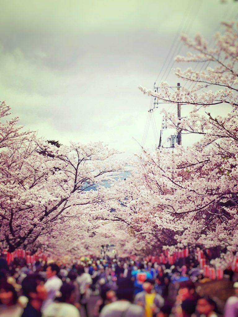 賀集八幡の春祭り