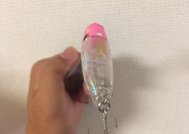 ライズポップ50Fのバブルチャンバー