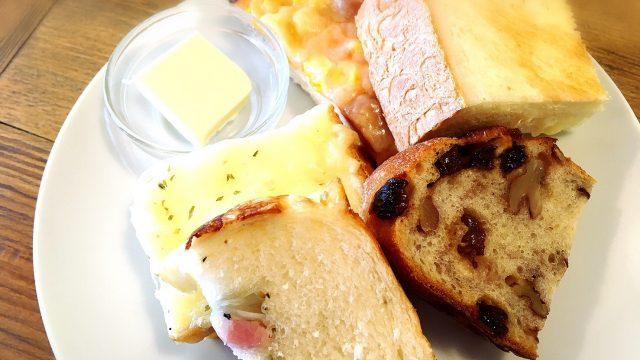 ブーランジェリータニグチのランチパン