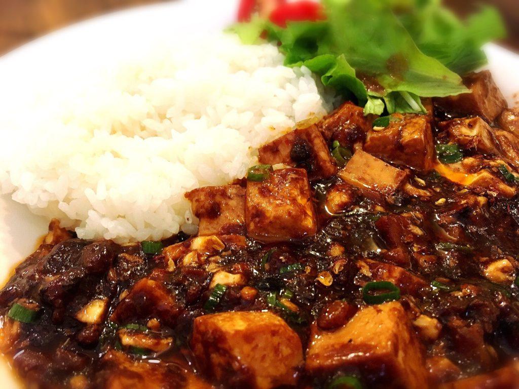 たねさんの麻婆豆腐