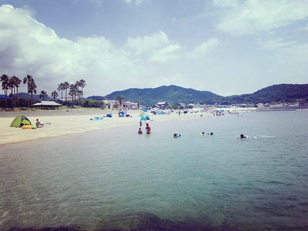阿万海水浴場