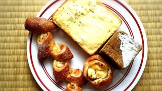 ブーランジェリータニグチのパン