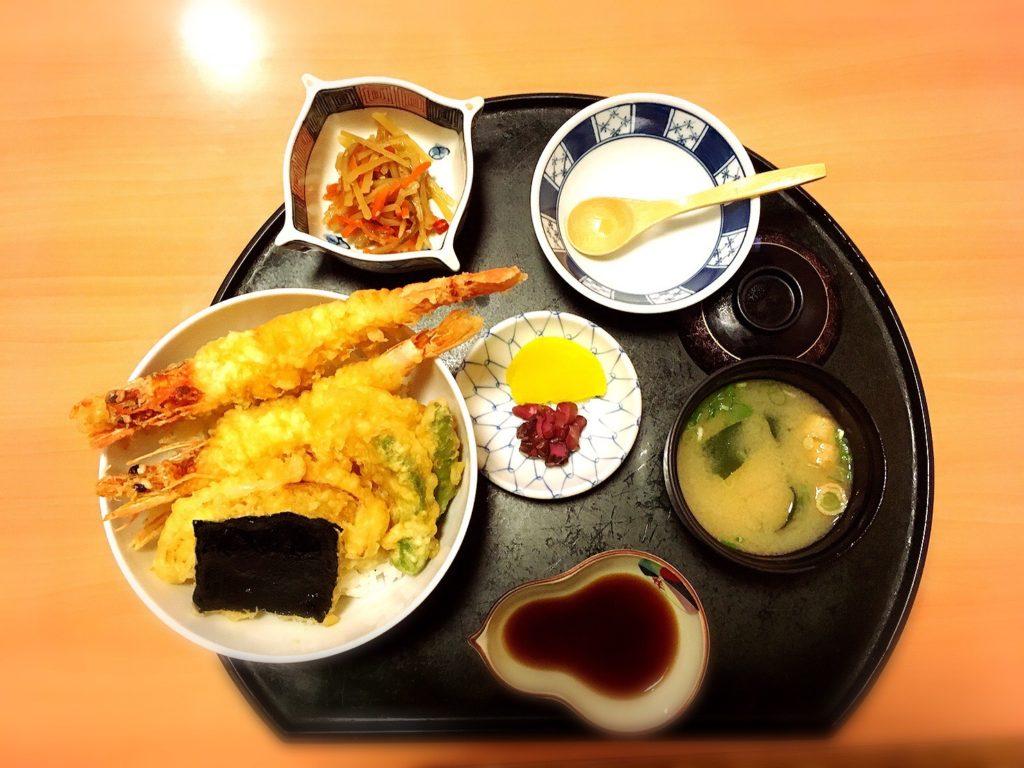 竹一の天丼