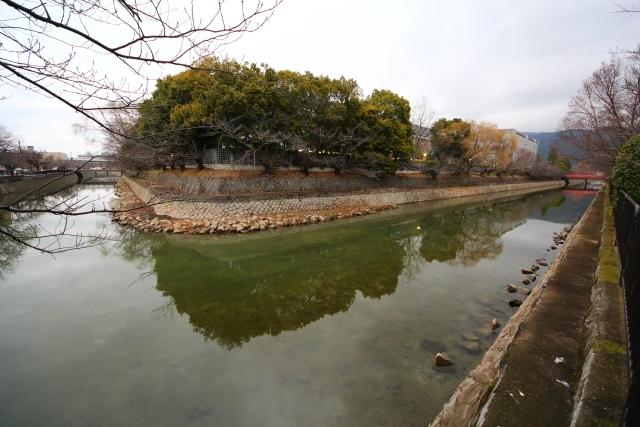 河川の合流