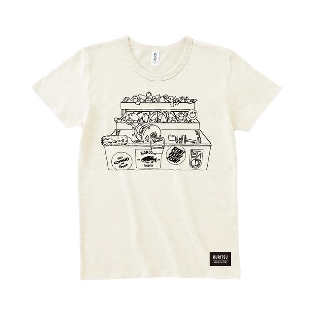 ブリッツのタックルTシャツ