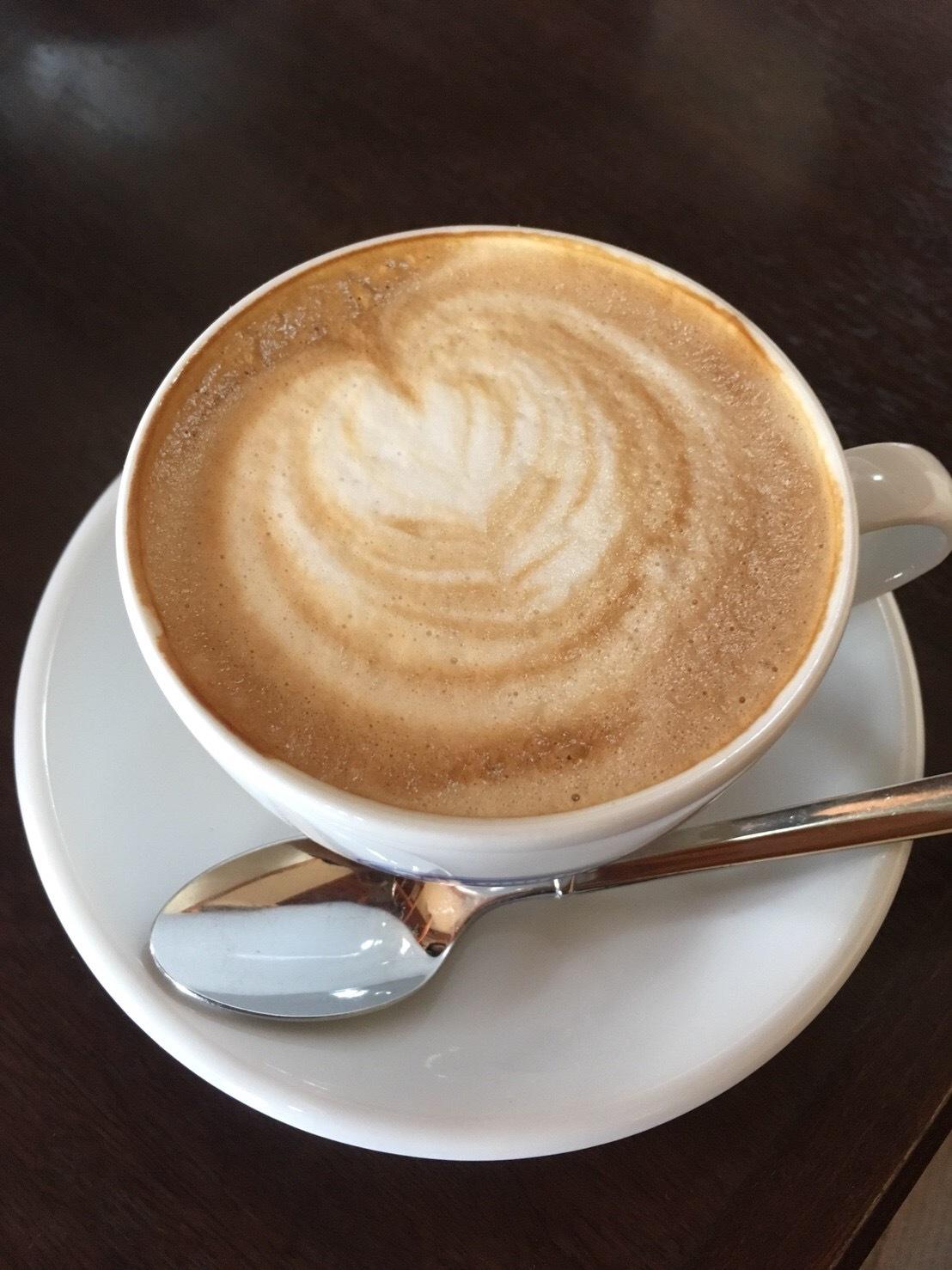 タワーコーヒーのカプチーノ