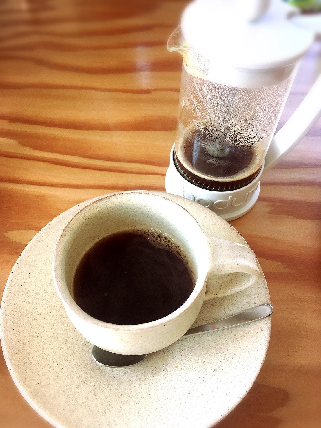 トネコのコーヒー
