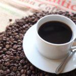コーヒーとコーヒー豆