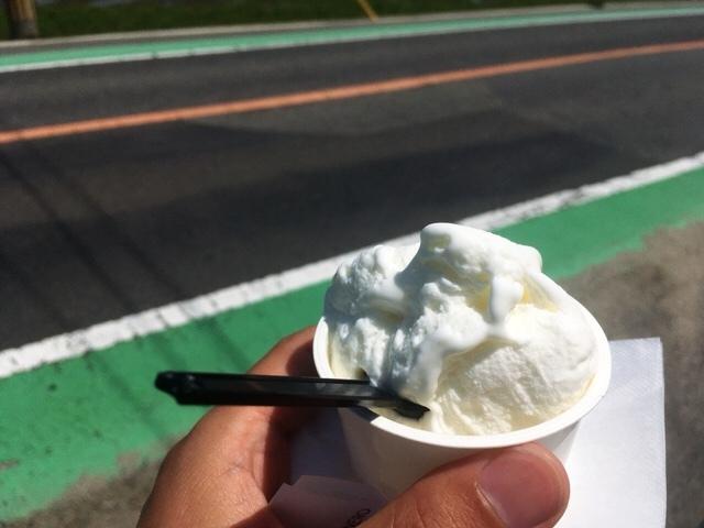 ベルデテネロの白菊ミルク