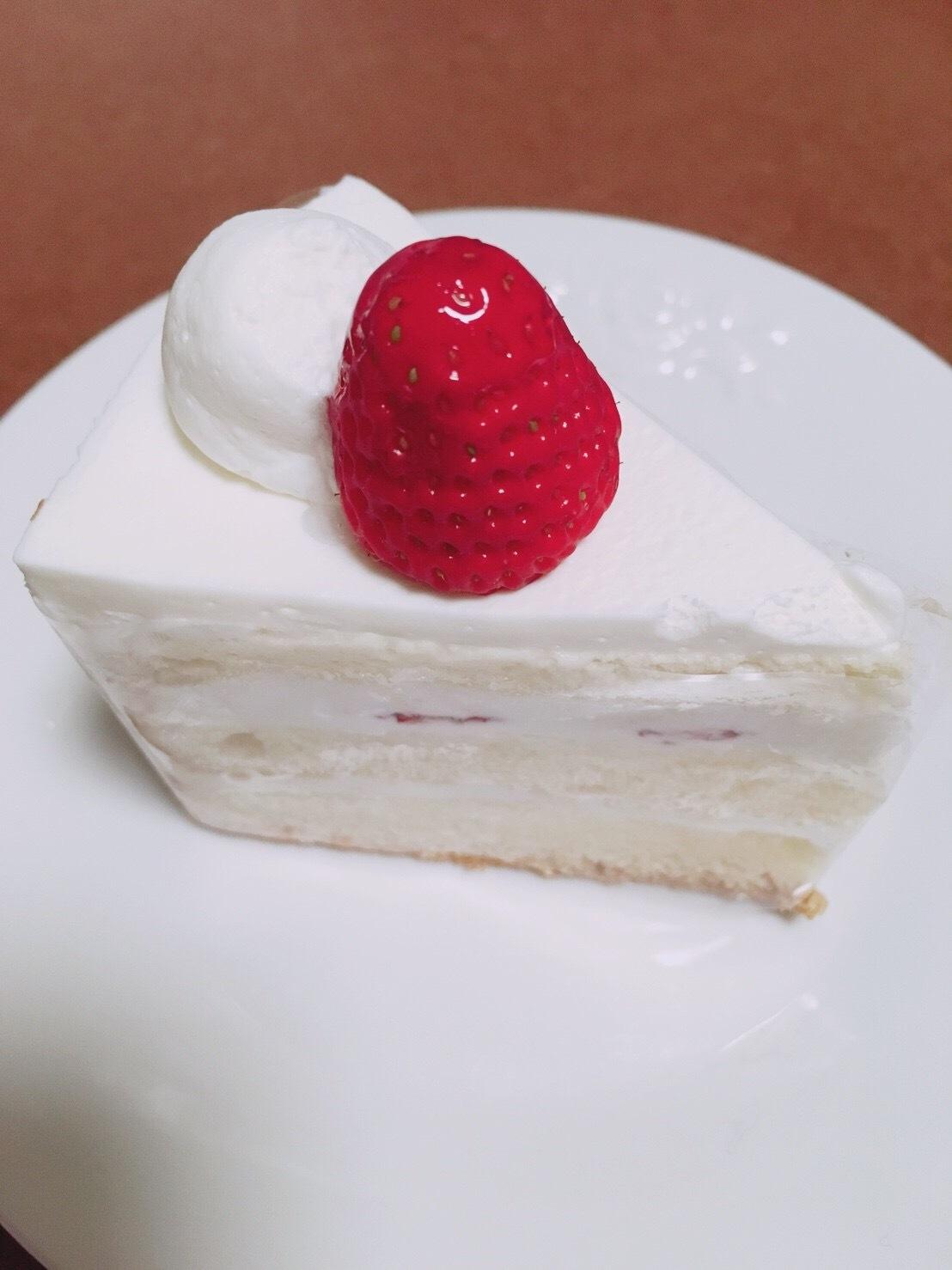 ルミエールのいちごのショートケーキ
