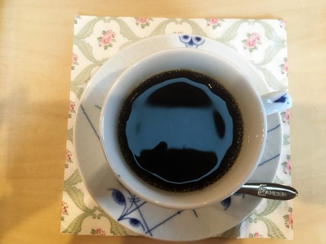 ティータのコーヒー