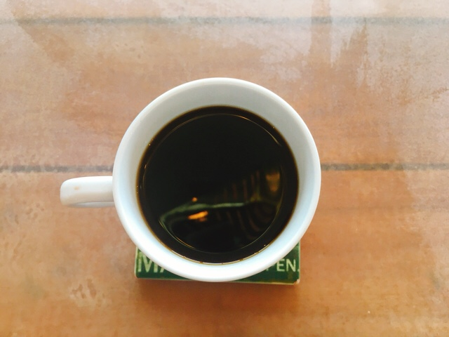 ラメールのコーヒー