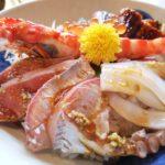 焼肉幸(よし)の海鮮丼