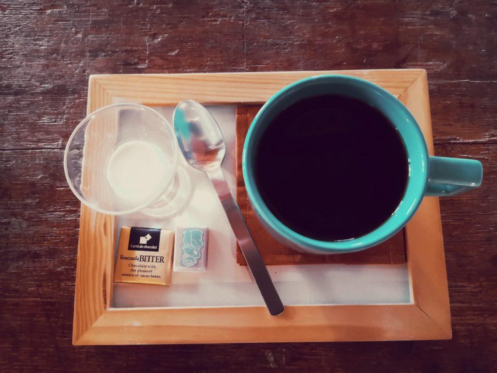 neki(ねき)のミドルコーヒー