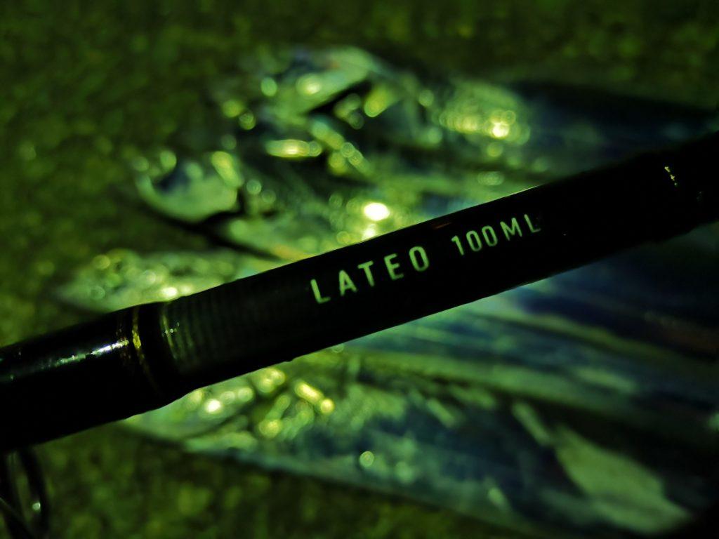 ラテオ100mLのワイドで釣ったタチウオF3サイズ5本(2018/10)
