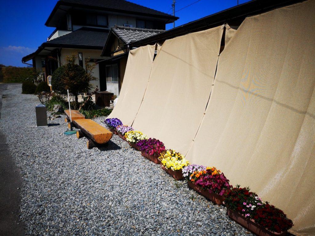 香川丸亀「なかむら」の外観