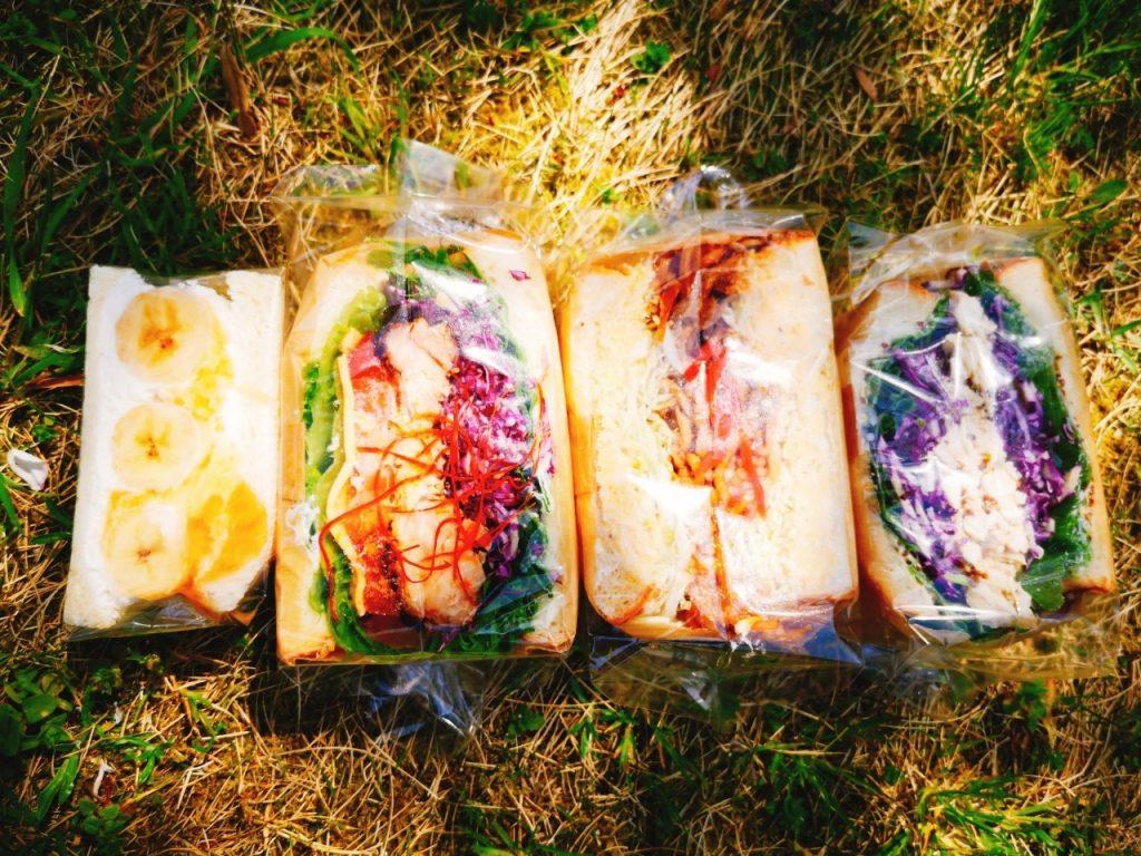 shikonのサンドイッチ