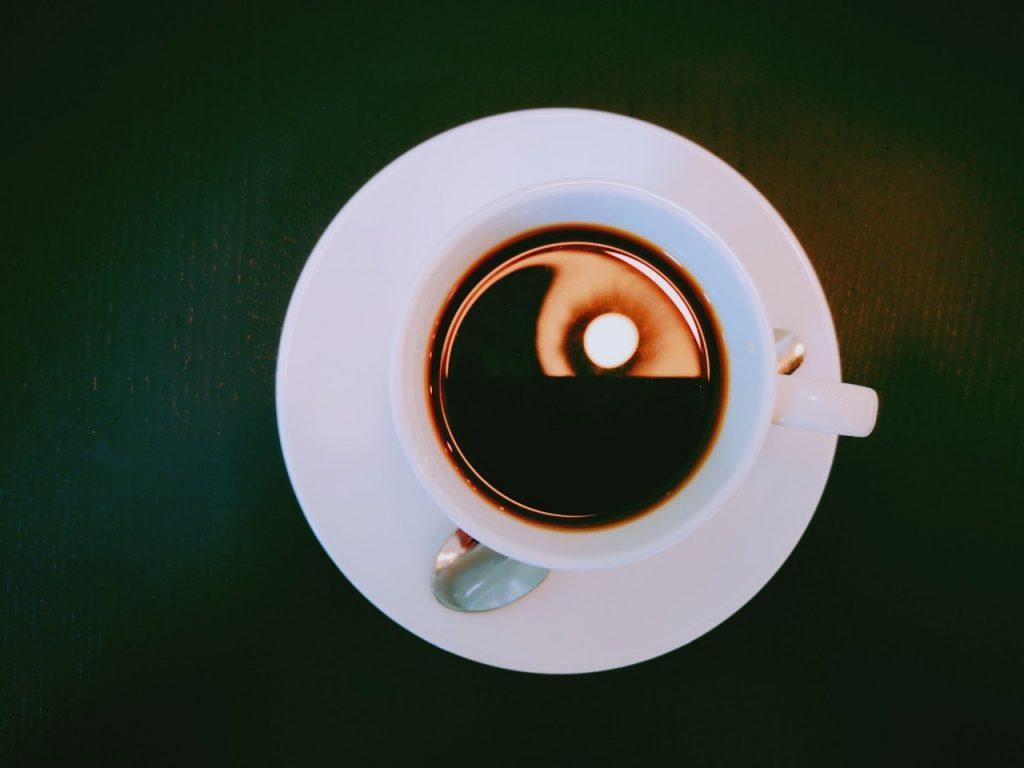 スパッジオのコーヒー