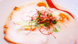 麺屋トリトンのTORITONラーメン(鶏)