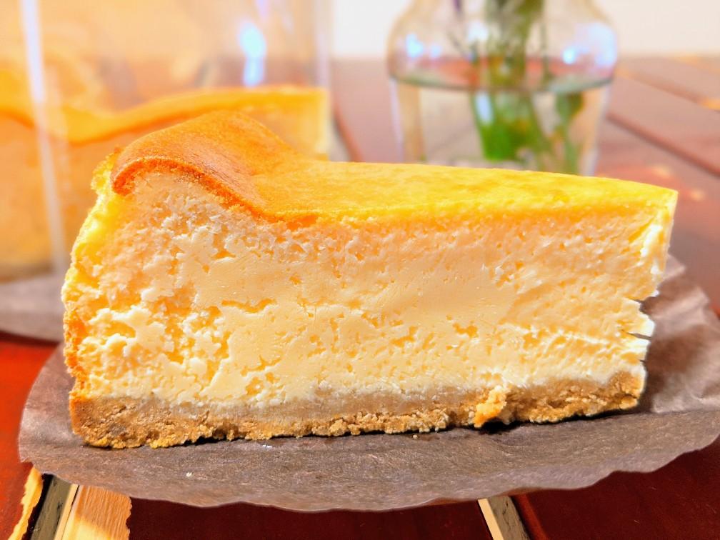 kekkoi(けっこい)のテイクアウトセットのチーズケーキ