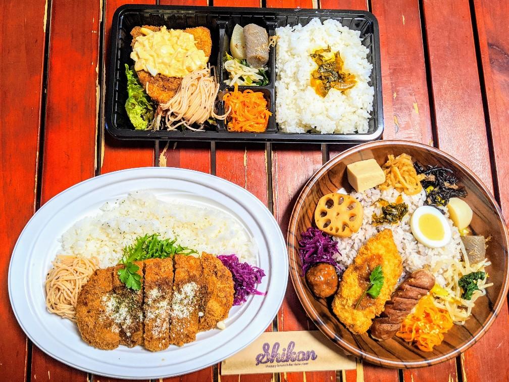 shikonのお弁当