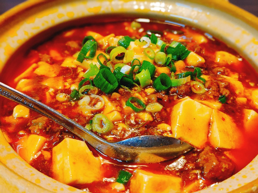 豊源の麻婆豆腐
