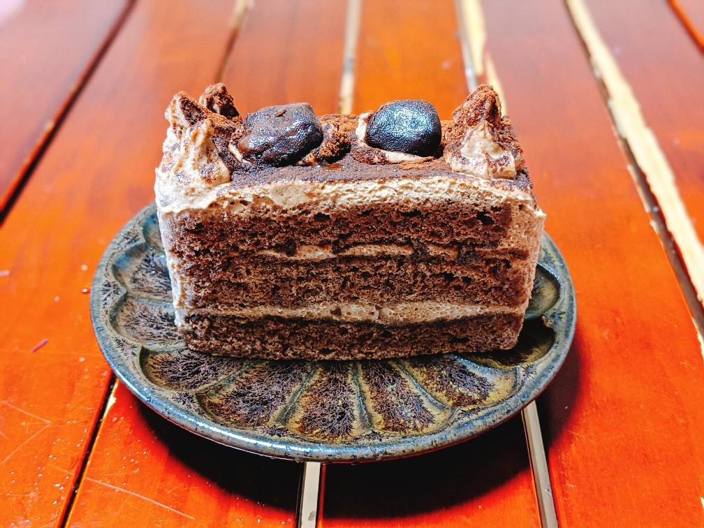 カフェマロウのチョコレートサンドクリーム