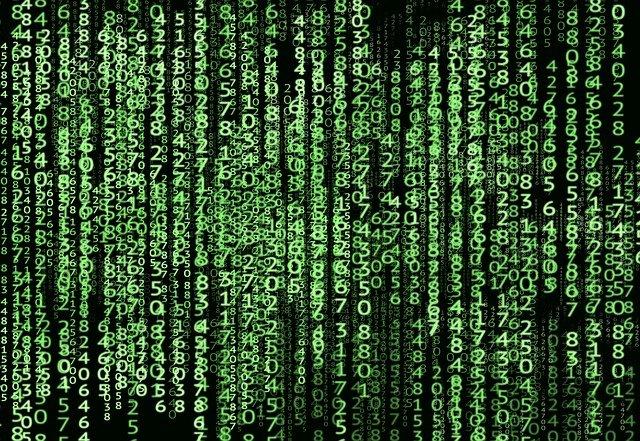 数字マトリックスデジタルデータ